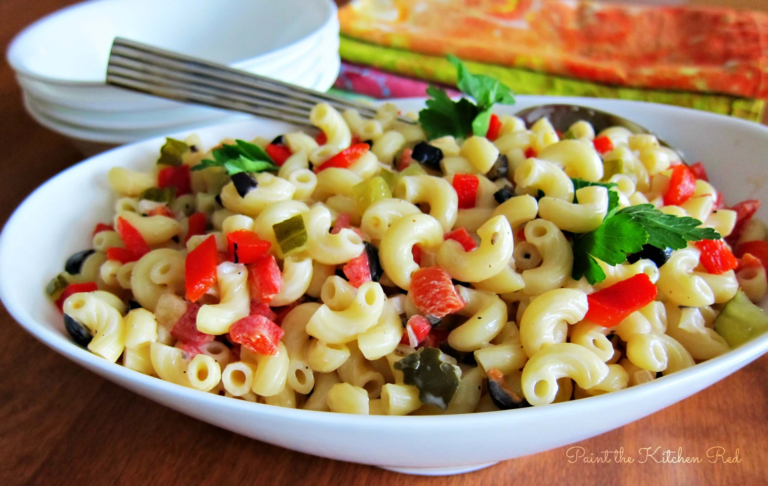 Best pasta salad paint the kitchen red for Best summer pasta salad recipes ever