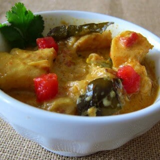 Fish Molee Curry