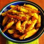 Fried Potatoes Kerala Style