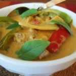 Thai Red Curry Pork
