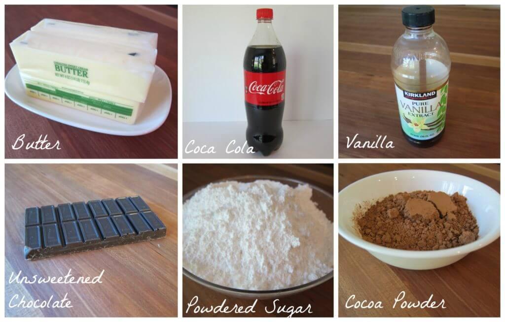 Coca Cola Frosting Ingredients