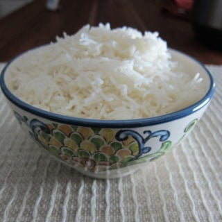 Instant Pot Rice | Pot in Pot Method