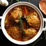 Instant Pot Coq Au Vin L1 - Paint the Kitchen Red
