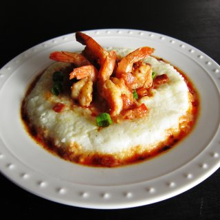 Instant Pot Shrimp and Grits L1 - Paint the Kitchen Red