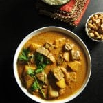 Instant Pot Beef Massaman Curry P1 - Paint the Kitchen Red