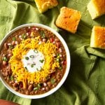Instant Pot Chili L1 - Paint the Kitchen Red