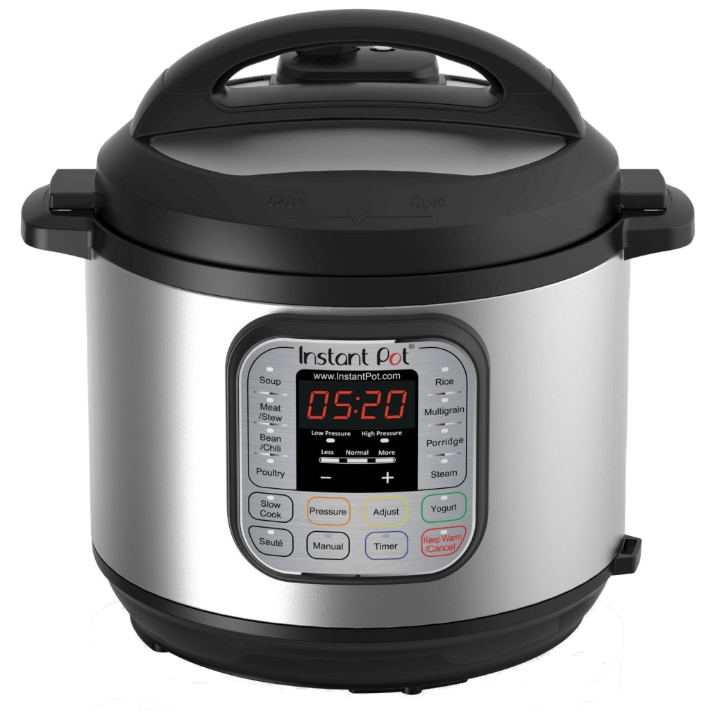 Which Instant Pot to Buy - Duo 6 quart - Paint the Kitchen Red