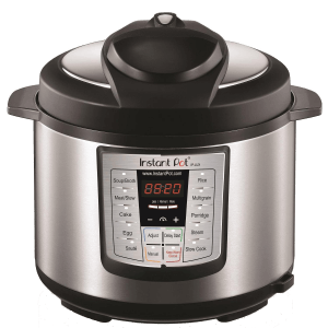 Which Instant Pot to Buy - Lux 6 quart - Paint the Kitchen Red