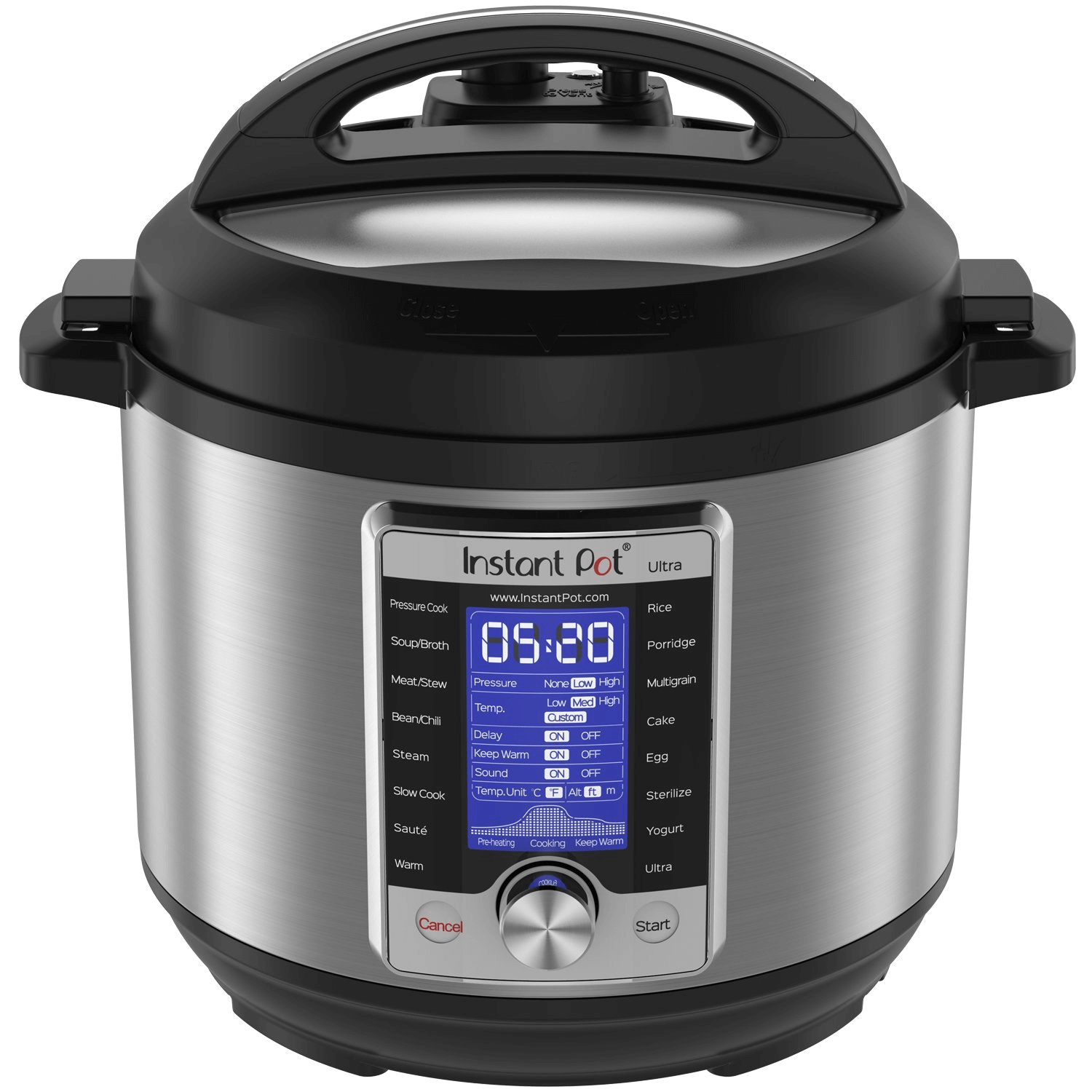 Which Instant Pot to Buy - Ultra - Paint the Kitchen Red