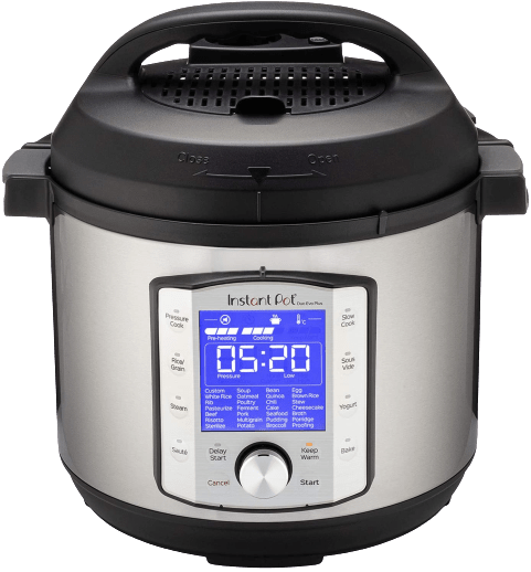 Instant Pot Duo Evo Plus stock image