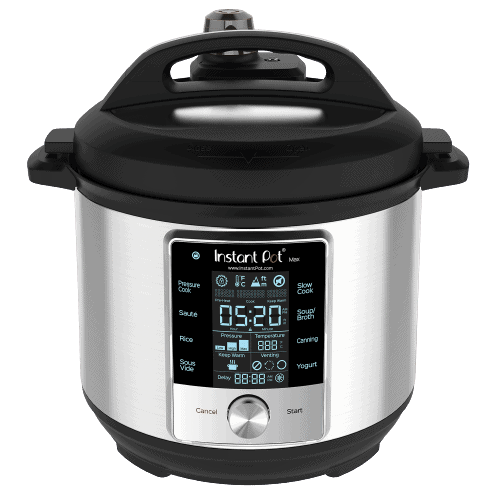 Instant Pot Duo Max stock image