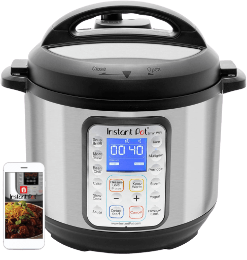 Instant Pot Smart wifi stock image