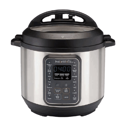 Instant Pot Duo Gourmet Stock Image