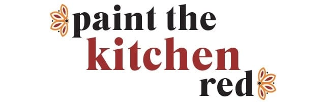 Paint The Kitchen Red