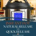 Natural Release vs Quick Release
